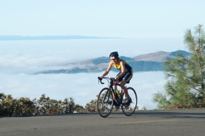 BIke Comfort on the Incline from Hell - Diabloman Triathlon
